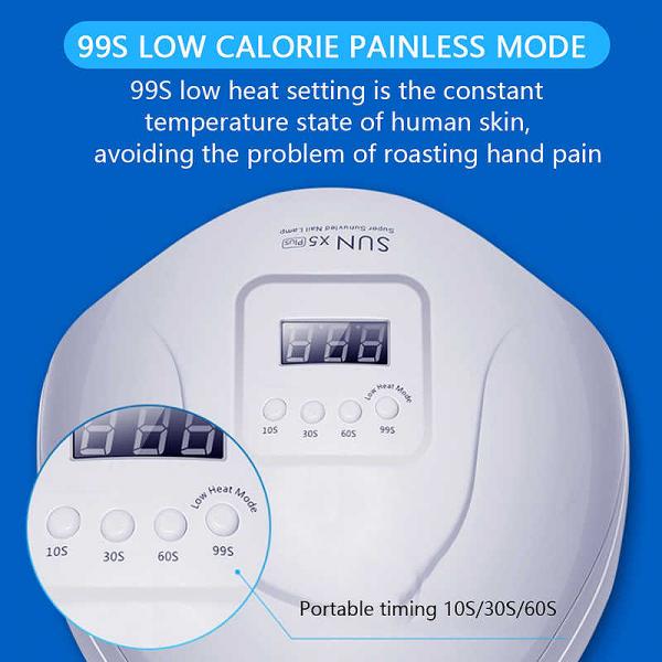 SUN-X5-Plus-80W-UV-LED-Lamp-Nail-Dryer-2