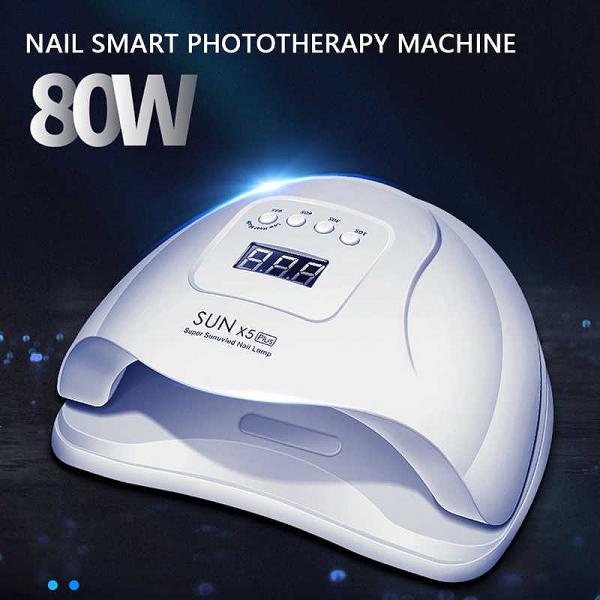 SUN-X5-Plus-80W-UV-LED-Lamp-Nail-Dryer-3