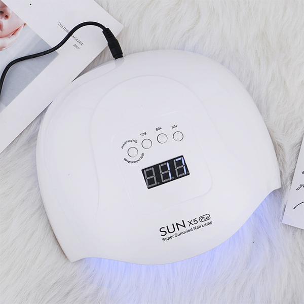 SUN-X5-Plus-80W-UV-LED-Lamp-Nail-Dryer-8