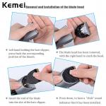 Kemei-KM–605-6