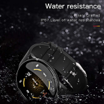 W8 Smart Watch Heart Rate Monitor Weather Forecast Fitness Watch Waterproof Bluetooth Smart Band 5
