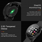 W8 Smart Watch Heart Rate Monitor Weather Forecast Fitness Watch Waterproof Bluetooth Smart Band 7